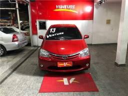 Título do anúncio: Toyota Etios 2013 1.5 xls 16v flex 4p manual