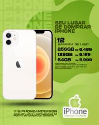 iPhone 12 - Aceitamos seu iPhone usado de entrada