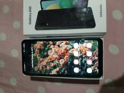 Vendo Samsung Galaxy AO2 novo