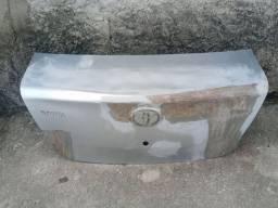 Tampa Traseira Porta Malas Toyota Etios Sedan Recuperada
