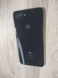 Celular Xiaomi Mi 8 Lite preto usado