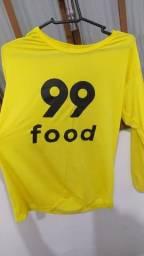 Blusa de manga longa 99 food
