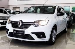 Título do anúncio: Renault Logan Life 1.0 2020