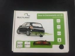 Sensor de estacionamento com LED - Multilaser original