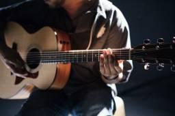 Aulas de violão online e presencial