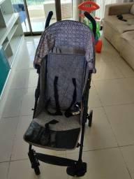Carrinho para Bebê Passeio Fisher-Price Preto