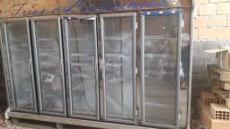 Freezer friomax 5 portas
