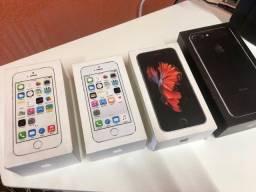 Caixas box de IPhone 5S / 6S / 7Plus
