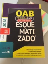 Livro OAB ESQUEMATIZADO
