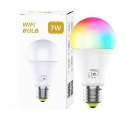 Lâmpada  inteligente alexa wifi