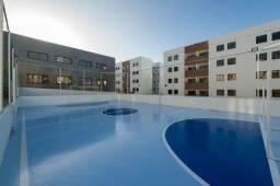 Título do anúncio: Apartamentos de 2 quartos e 1 suíte, no bairro dos Bancários - Área de lazer completa