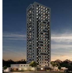 JA- Apartamento no Prado em frente ao Jockey Club com 3 Quartos, suíte, varanda