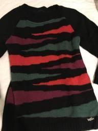 blusões de lã - tamanho médio