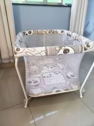Cercado de bebê Galzerano + carrinho de passeio