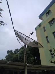 Antena Parabólica sem receptor