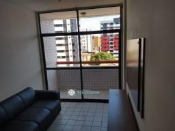 Apartamento quarta e sala a 3 quadras da praia de Ponta Verde