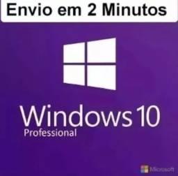 Título do anúncio: Formatação Windows 10 Atualização