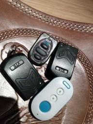 Controles para portão eletrônico