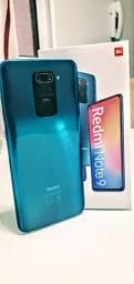 Redmi Note 9 / 128gb HD e 4gb RAM