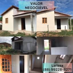 Casa a venda em Cacimba Funda Zona rural de Aracati próx a Mossoró