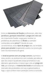 Grampos industrial R$ 0,10 cartela