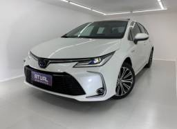 Título do anúncio: Toyota Corolla Altis Premium Hybrid