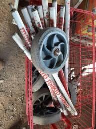 Roda de carrinho makro