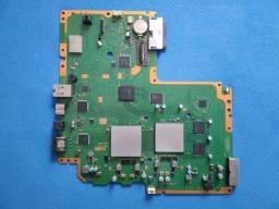 Título do anúncio: Placa-mãe PS3 Slim CECH2512 (funcionando normalmente)