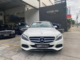 Título do anúncio: Mercedes C180 Avantgard 1.6 2016 (81) 3877-8586 (zap)