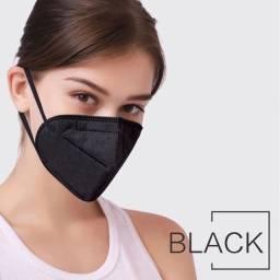 Máscaras Proteção Respiratória 5 Camadas COLORIDA Pff2 Kn95 - n95 Original