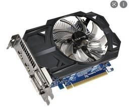 Título do anúncio: GTX 750 - 1GB