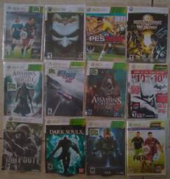 12 Jogos Xbox 360