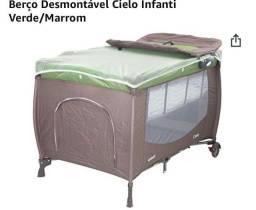 Berço Desmontável Cielo - KDD930B - Infantil