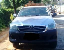 Hilux cabine simples ano 2011/2012
