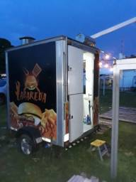 Food Truck - Urgente - Motivo viagem