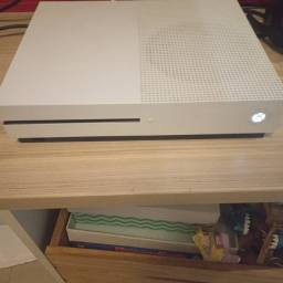 Xbox one s e jogo Minecraft