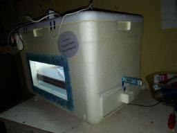 Fabricamos chocadeira, anrtesanal com todos acessório e configurada com termostato!
