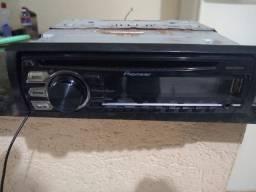 Auto rádio Pioneer mixtrax