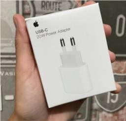 Fonte iphone tipo-c 20w (original apple)