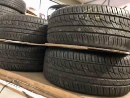 Jogo de pneus aro 22 245/30 Delinte em estado de zerokm
