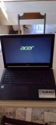 Título do anúncio: Notebook Acer Aspire 3