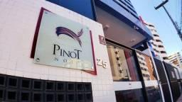 Alugo PINOT NOIR Quarto e Sala 100% Nascente Nono Andar na PONTA VERDE