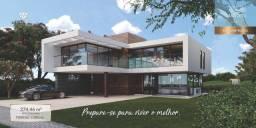 Título do anúncio: Sobrado com 4 dormitórios sendo 3 suítes à venda, 374 m² por R$ 4.900.000 - Condomínio Vil