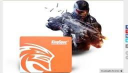 SSD Kingspec 258GB (Novo Zerado)