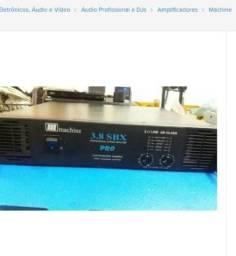Amplificador machine 3.8