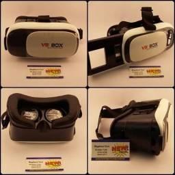 Oculos Vr Box ( Realidade Virtual ) + Controle Bluetooth