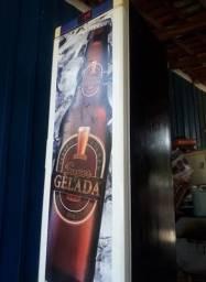 Cerveja quente? Cervejeira metalfrio belezura