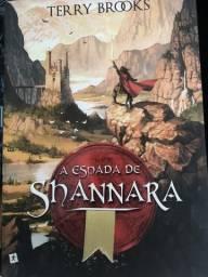 Livros Trilogia a espada de shannara