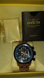 Relógio invicta aviador original novo garantia 1 ano