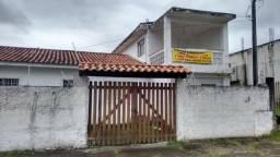 Terreno com 2 casas e 1 salão comercial no Indaiá próximo Semar/Lado praia/excelente renda